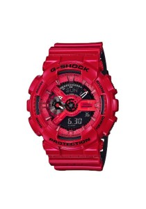 CASIO G-Shock Punching Pattern Series GA-110LPA-4A