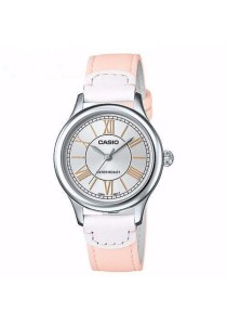 CASIO Analog Leather Lady LTP-E113L-4A2 Watch