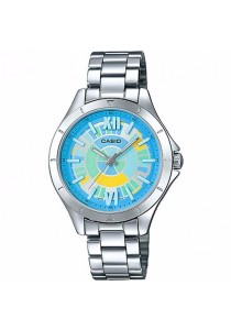 CASIO Analog Ladies LTP-E129D-2A