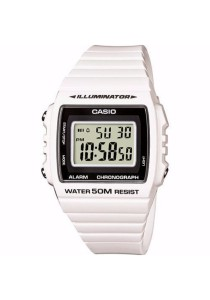 CASIO Digital W-215H-7AV