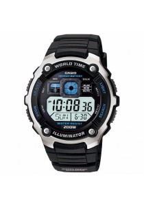 CASIO Digital AE-2000W-1AV Watch