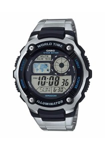 CASIO Digital Steel AE-2100WD-1AV