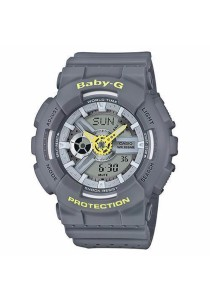 CASIO Baby-G Punching Pattern Series BA-110PP-8A