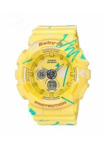 CASIO Baby-G Pop Graffiti BA-120SC-9A