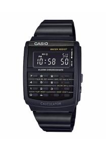 CASIO Databank Calculator CA-506B-1A Black Steel
