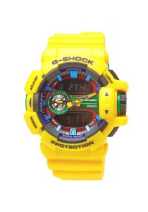 CASIO G-Shock GA-400-9A Crazy Colour