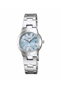 CASIO Analog Lady LTP-1241D-2A
