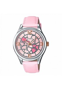 CASIO Analog Ladies LTP-E128L-4A