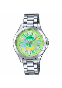 CASIO Analog Ladies LTP-E129D-3A