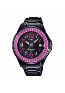 CASIO Analog Shining Ring Lady LX-500H-1BV Watch
