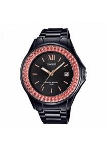 CASIO Analog Shining Ring Lady LX-500H-1EV Watch