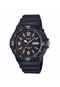 CASIO Analog Watch MRW-200H-1B3V