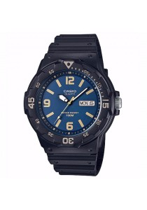 CASIO Analog Watch MRW-200H-2B3V