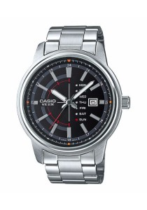 CASIO Analog Man MTP-E128D-1AV