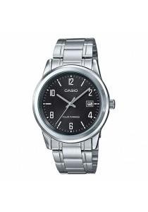 CASIO Steel Touch Solar Watch MTP-VS01D-1B