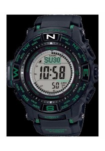 CASIO Pro-trek PRW-S3500-1 Multiband 6 Triple Sensor Watch