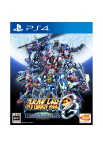 (Pre-Order) [PS4] Super Robot Wars OG: The Moon Dwellers (Chinese Subs) (Expected Arrival Date: 30 Jun 2016)
