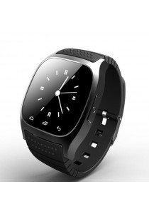 Ordro Bluetooth MT6260 Smartwatch (Black)