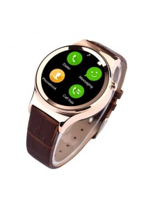 T3 Bluetooth Scratchproof Smart Watch Support Sim SD Card For iPhone and Android