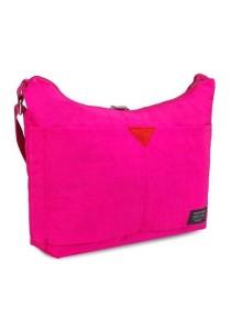 Korean Fashion Travel Sling Bag (Rose Pink)