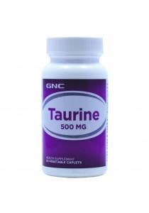 GNC Taurine 500mg 50 Tabs
