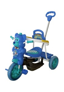 Sweet Heart Paris TC101W Children Tricycle (Blue)