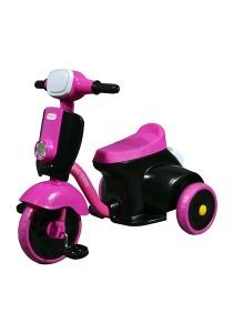 Sweet Heart Paris TC5309 Children Tricycle (Pink/Black)