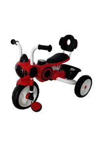 Sweet Heart Paris TC8188 Children Tricycle (Red)