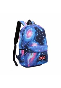 TEEMI Galaxy Backpack Korean Rucksack Casual Leisure Student Outing Travel Laptop Bag