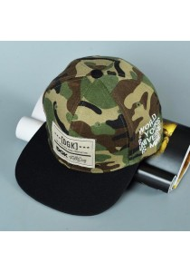 TEEMI Snapback Hip Hop Hats Adjustable Baseball Cap DGK (Camouflage)