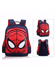 TEEMI Spiderman Backpack Primary Secondary School Bag for Kids Water Scratch Resistant