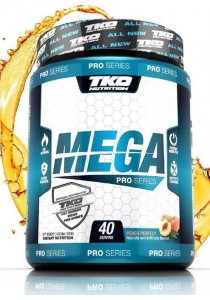 TKO Nutrition Mega Pro Series Fat Burner - 40 Servings