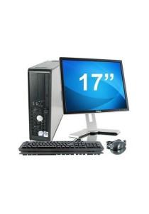 (Refurbished) Dell Optiplex 755 (SFF) Desktop PC + Windows 7 Professional (32-Bit) + 17
