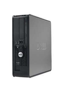 (Refurbished) Dell Optiplex 755 (SFF) Desktop PC + WiFi Adapter + Extended Warranty - 12 Months