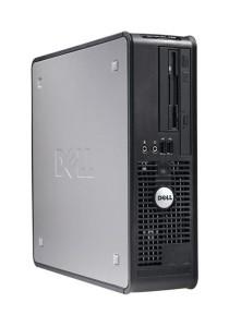 (Refurbished) Dell Optiplex 755 (SFF) Desktop PC + 8GB DDR2 RAM + Extended Warranty - 1 Year