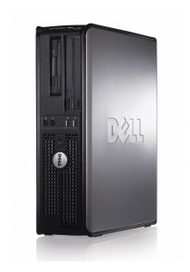 (Refurbished) Dell Optiplex 760 (SFF) Desktop PC + Extended Warranty - 1 Year + Windows 7 Professional (64-Bit) + 500GB Hard Disk + Microsoft Office Home & Business 2016