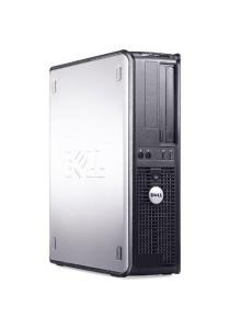 (Refurbished) Dell Optiplex 780 (SFF) Desktop PC + 4GB DDR3 RAM + 320GB Hard Disk + 1 Year Warranty