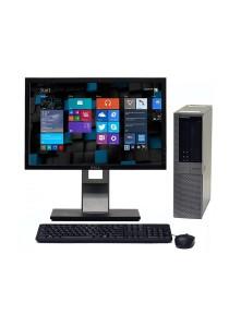 (Refurbished) Dell Optiplex 960 (SFF) Desktop PC + Microsoft Office Home & Student 2016 + 19