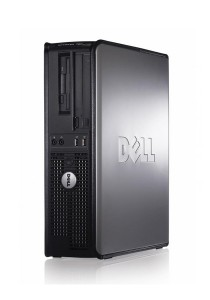 (Refurbished) Dell Optiplex 960 (SFF) Desktop PC + 1TB Hard Disk + Extended Warranty - 6 Months