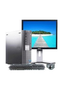(Refurbished) Dell Optiplex 980 (SFF) Desktop PC + 17