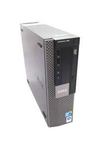 (Refurbished) Dell Optiplex 980 (SFF) Desktop PC + 500GB Hard Disk + Extended Warranty - 6 Months