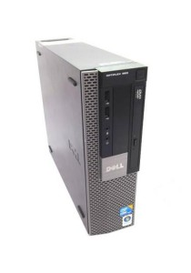 (Refurbished) Dell Optiplex 980 (SFF) Desktop PC + Windows 7 Professional + 6 Months Warranty