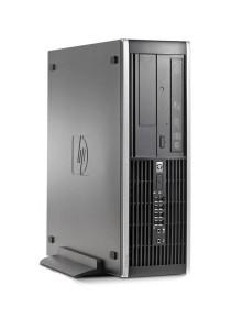 (Refurbished) HP Compaq Elite 8000 (SFF) Desktop PC + 8GB DDR3 RAM + Extended Warranty - 6 Months