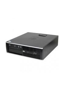 (Refurbished) HP Compaq Elite 8200 (SFF) Desktop PC + WiFi Adapter