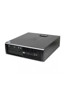 (Refurbished) HP Compaq Elite 8300 (SFF) Desktop PC + 6 Months Warranty