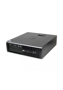 (Refurbished) HP Compaq Elite 8300 (SFF) Desktop PC + Windows 7 Professional + 6 Months Warranty