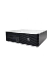 (Refurbished) HP Compaq DC5800 (SFF) Desktop PC + 1TB Hard Disk + Extended Warranty - 12 Months
