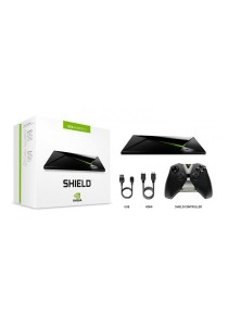 NVIDIA Shield (16GB) Android TV + Remote + Additional Controller