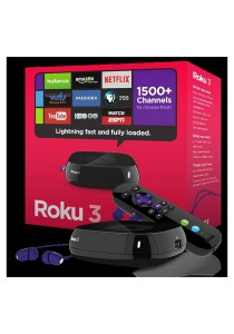 Roku 3 Streaming Media Player (2015 Model)