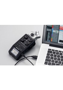 Zoom H5 Handy Recorder with Interchangeable Mic System